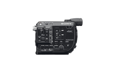 Sony PXW-FS5 4K Super 35mm Camera