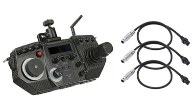 Freefly Systems MoVI Controller & Lens Motor Cables Bundle