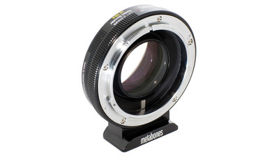 Metabones Canon FD to Fuji X Speed Booster ULTRA 0.71x