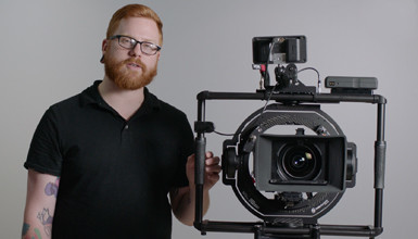 Intro image for article At the Bench: ARRI MAXIMA Stabilizer
