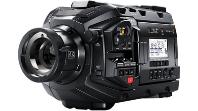 Blackmagic Design URSA Broadcast Camera - B4 Mount