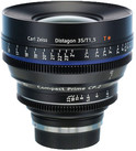 ZEISS CP.2 35mm 1.5 T* Compact Prime Lens (PL Mount, Feet)