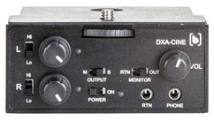 BeachTek DXA-CINE 2-Channel Preamplifier for Cinema Cameras