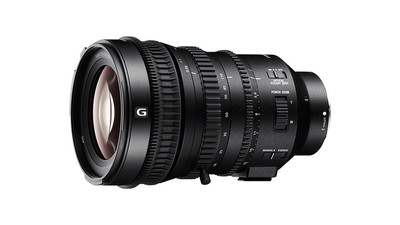 Sony 18-110mm f/4.0 G OSS Zoom - E Mount