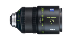 ARRI / ZEISS 75mm Master Anamorphic Prime LDS T1.9 - PL Mount