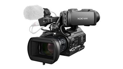 Sony PMW-300K1 XDCAM HD422 Semi-Shoulder Camcorder