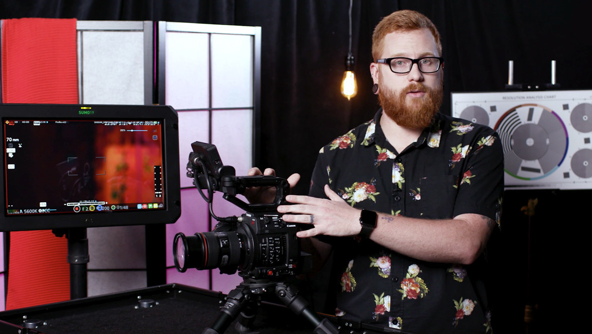 In-Depth: Canon C200 | Camera Courses | Online Courses | Buy