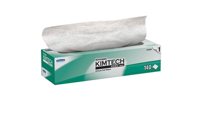 "KimTech Science Large Kimwipes - 15"" x 17"" (140-Pack)"
