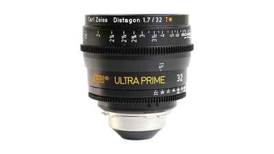 ARRI / ZEISS 16mm Ultra Prime Distagon T1.9 - PL Mount