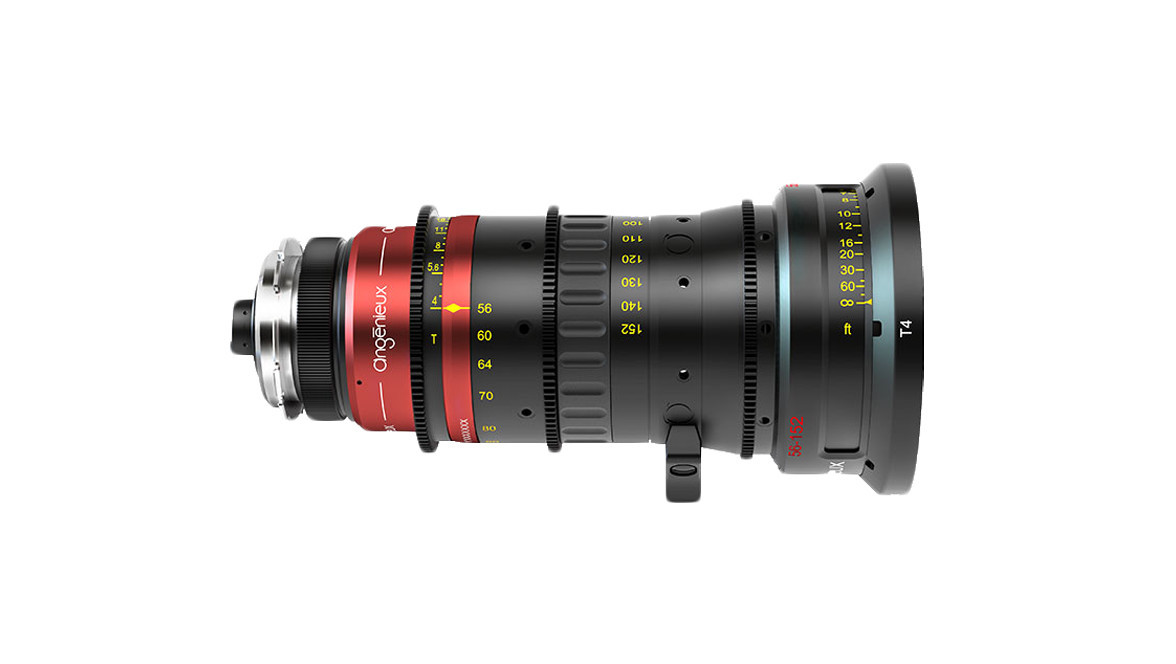 Angenieux 56-152mm Optimo Anamorphic A2S Zoom T4 0 - PL Mount