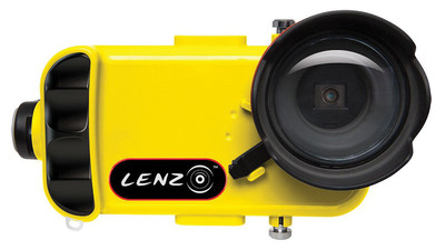 LenzO Underwater Housing for iPhone 7 Plus