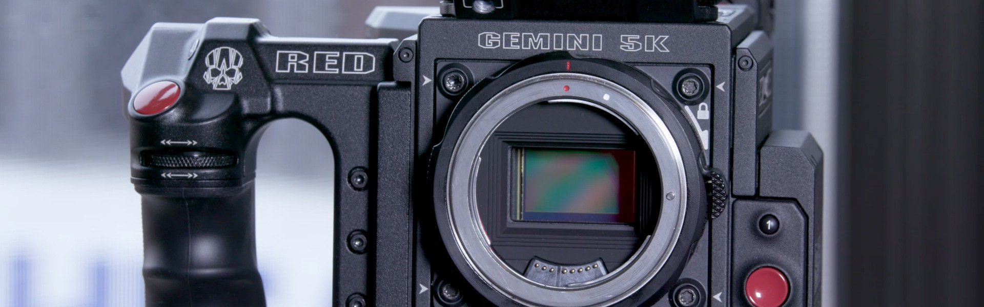Header image for article First Look: RED GEMINI 5K S35