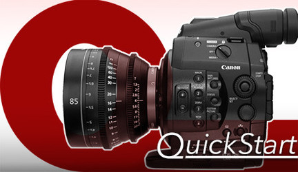 Quick Start Canon Cameras