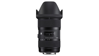 Sigma 18-35mm f/1.8 DC HSM Art Zoom - EF Mount