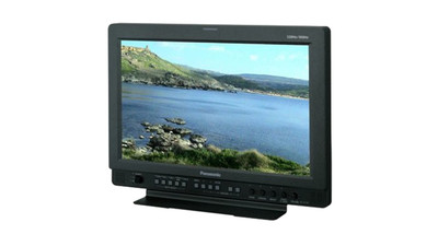 "17"" Panasonic BT-LH1760 Multi-Format Color LCD Production Monitor"