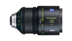 ARRI / ZEISS 50mm Master Anamorphic Prime LDS T1.9 - PL Mount