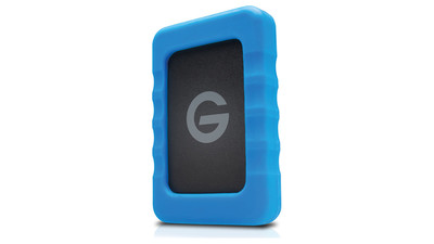 G-Technology G-DRIVE ev RaW v2 - 4TB, USB 3.0 / SATA