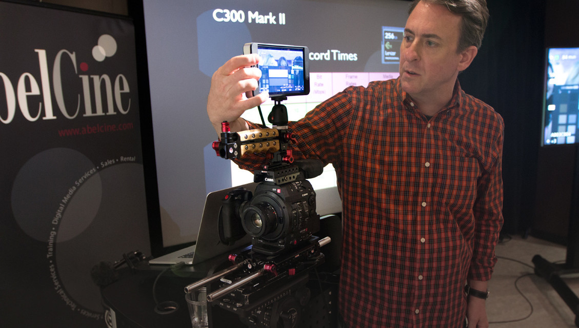 C300 Mark II Workshop