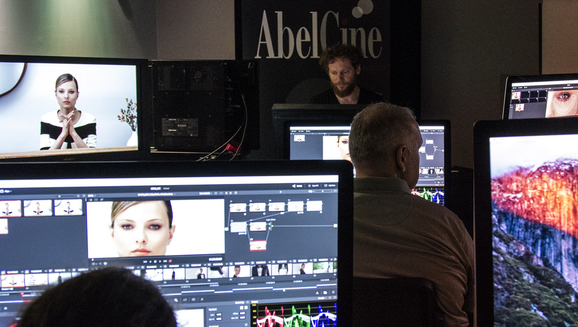ICA Color Workshops at AbelCine