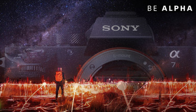 Announcing Sony Alpha: Beyond the Still