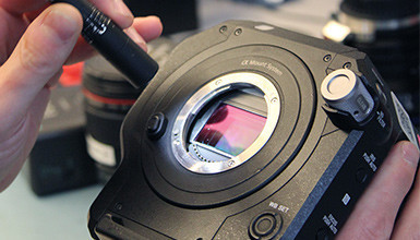 AbelCine Tapped as a Sony Certified Professional Repair Facility