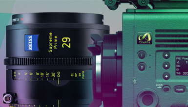 AbelCare Offer on Sony VENICE & ZEISS Supreme Primes