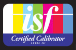 ISF Certified Calibration Level III